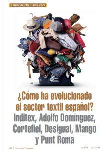 Sector textil español