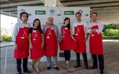 """Vídeo. Cómo se """"guisó"""" el 3º concurso networking MestreChef 2017 (cocina griega)"""