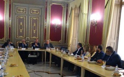 GB Consultores presenta el Fondo de Continuidad en la CEV