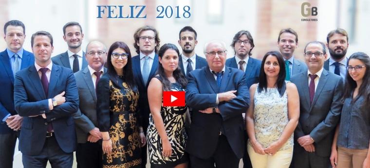 VIDEO | Feliz 2018 con GB Consultores