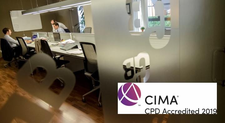 GB Consultores obtiene la acreditación de CIMA para su Programa de formación de Controller