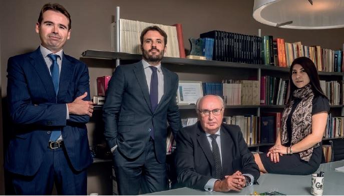 """Gonzalo Boronat: """"El éxito del despacho radica en los profesionales que trabajan en GB Consultores"""""""