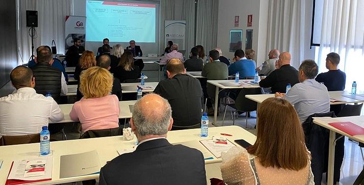GB Consultores presenta las claves del proceso generacional en ASECAM