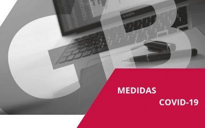 COVID-19: medidas fiscales, financieras y legales