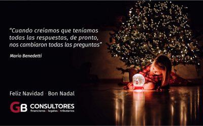 GB Consultores – Feliz Navidad 2020