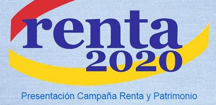 Renta y Patrimonio 2020, la campaña del COVID-19