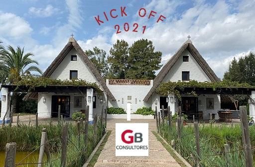 GB Consultores realiza su kick off anual